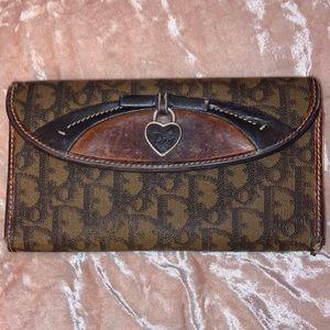 Dior wallet super fine